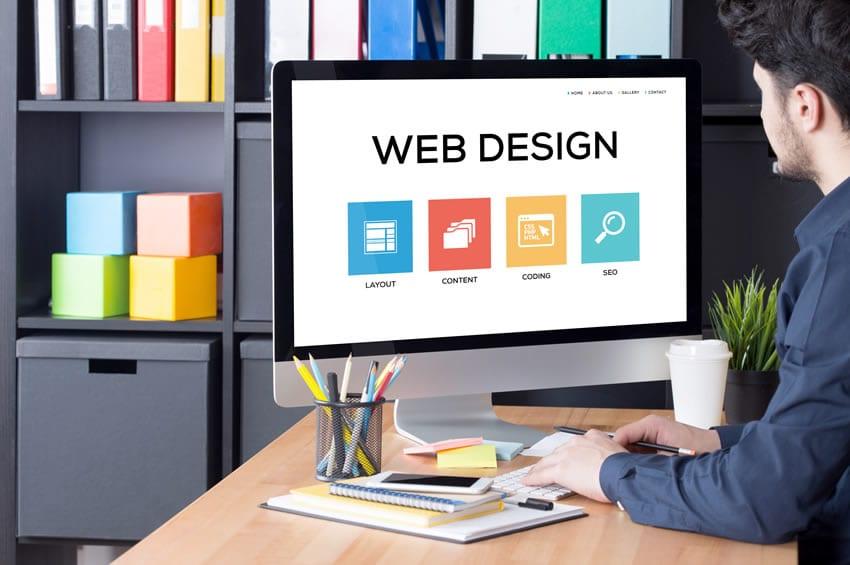 website design west midlands